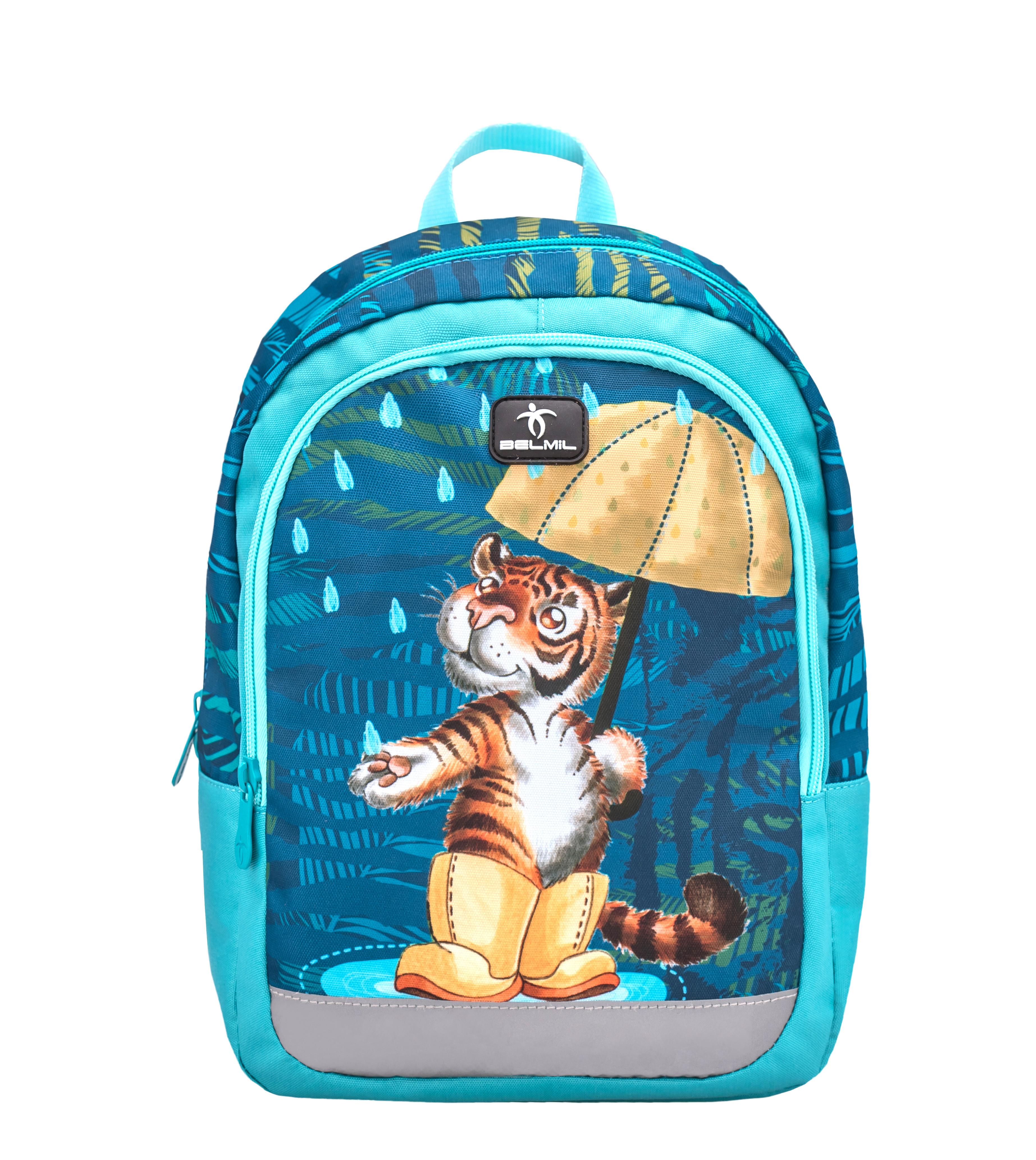 Preschool Backpack Tiger - BELMIL