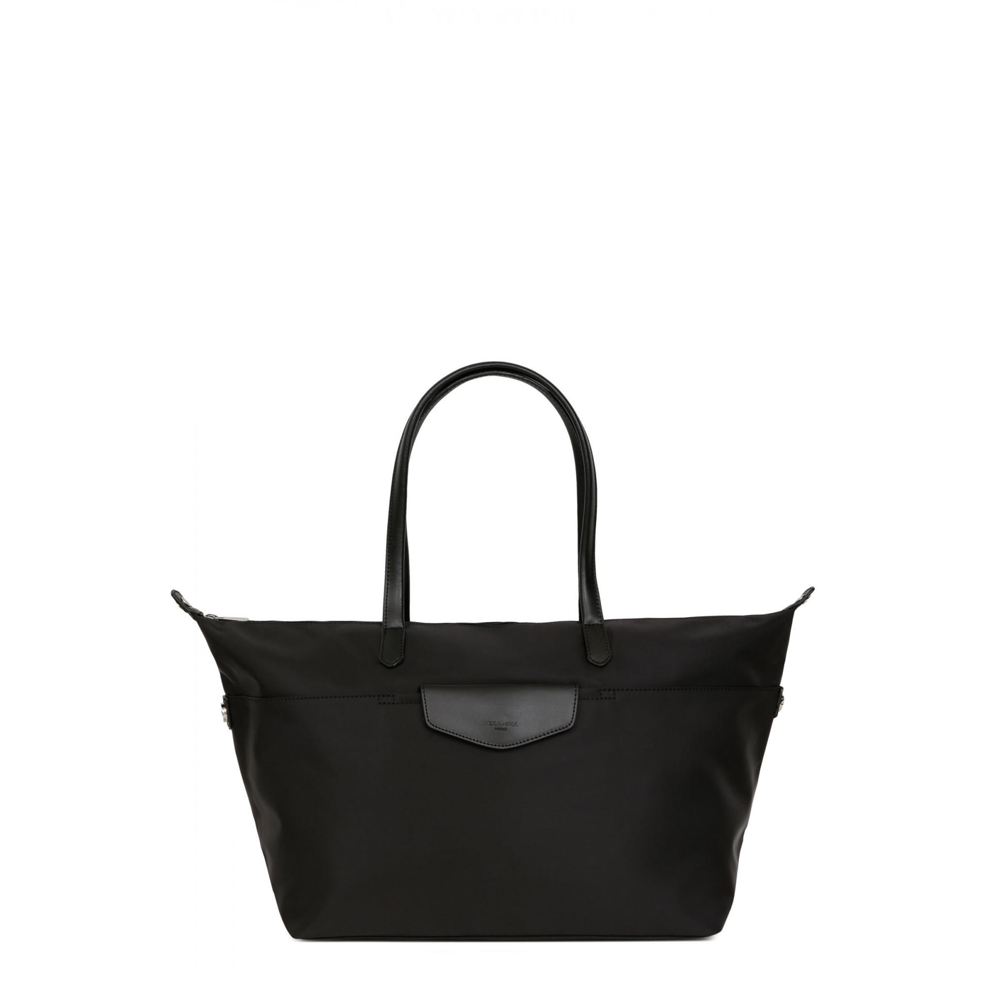 Travel Bag Black - HEXAGONA