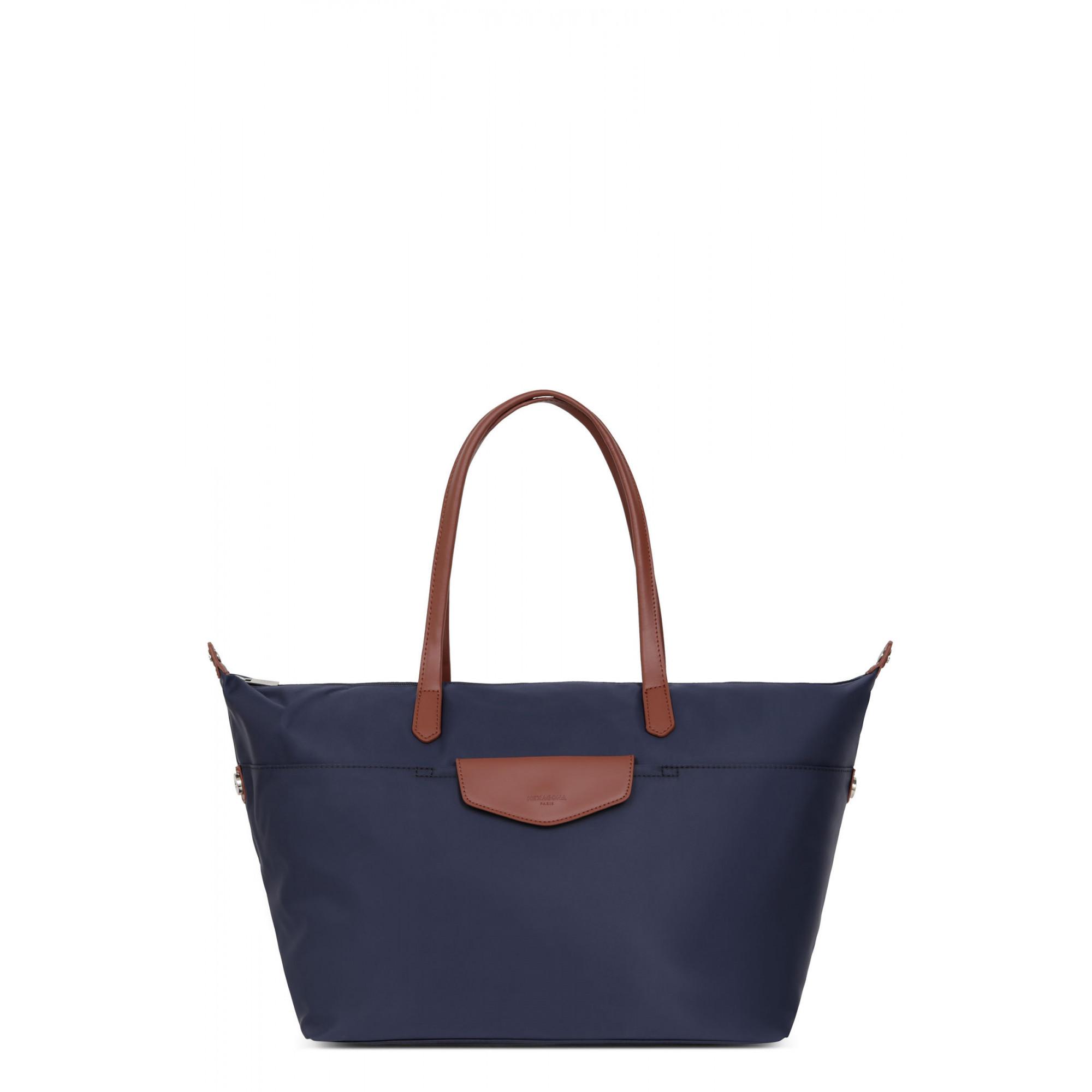 Travel Bag Navy - HEXAGONA