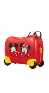 Spinner 50cm Mickey/Minnie Peeking - SAMSONITE