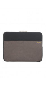 "Laptop Sleeve 15.6"" Black/Grey - SAMSONITE"