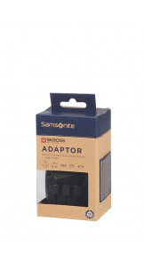 ADAPTER + USB - SAMSONITE