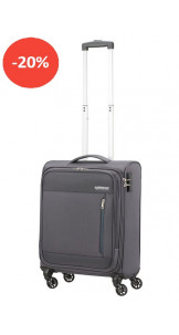 Spinner 55cm Charcoal Grey - AMERICAN TOURISTER