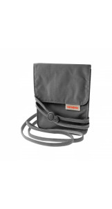 Triple Pocket Neck Pouch Graphite - SAMSONITE