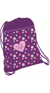 Gym Bag Flower Love - BELMIL