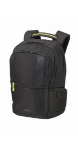 "Laptop Backpack 14.1"" Black - AMERICAN TOURISTER"