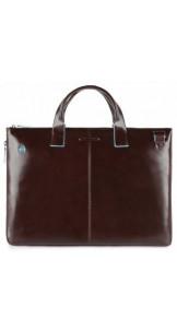 Business Bag Brown - PIQUADRO