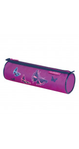 Pencil Pouch Shiny Butterfly - Herlitz