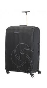 Foldable Luggage Cover XL Black - SAMSONITE