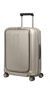 Spinner Expandable 55cm Ivory Gold - SAMSONITE