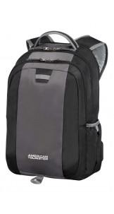 Laptop Backpack 39.6cm/15.6″ Black - AMERICAN TOURISTER