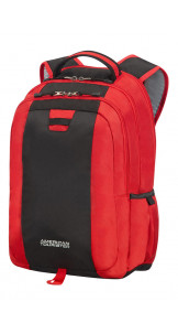 Laptop Backpack 39.6cm/15.6″ Red - AMERICAN TOURISTER