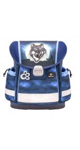 School Backpack Wolf Moon - BELMIL