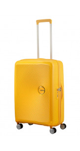 Spinner Expandable 67cm Golden Yellow - AMERICAN TOURISTER