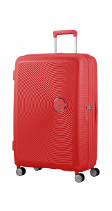 Spinner Expandable Coral Red - AMERICAN TOURISTER