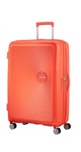Spinner Expandable 77cm Spicy Peach - AMERICAN TOURISTER