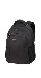 Laptop Backpack 39.6cm/15.6″ Black/Orange - AMERICAN TOURISTER