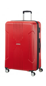 Spinner Expandable 78cm Flame Red - AMERICAN TOURISTER