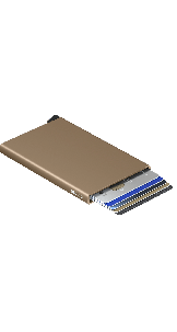 Cardprotector Sand - Secrid