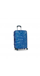 Luggage Cover Freestyle L - BG