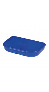 Lunch Box Blue - HERLITZ