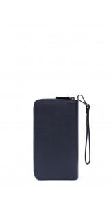 Clutch Bag Navy - HEXAGONA