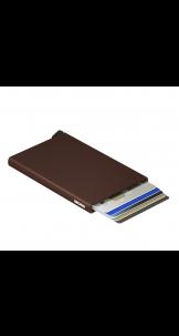 Cardprotector Brown - Secrid