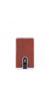 Card Holder Red - PIQUADRO