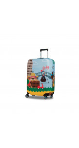 Luggage Cover Italy L - BG