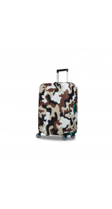 Luggage Cover Camo Safari M - BG