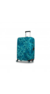 Luggage Cover Botanical M - BG