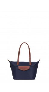 Top Handle Navy - HEXAGONA