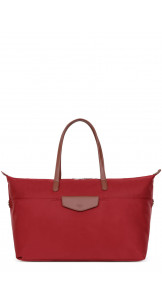 Travel Bag Red - HEXAGONA