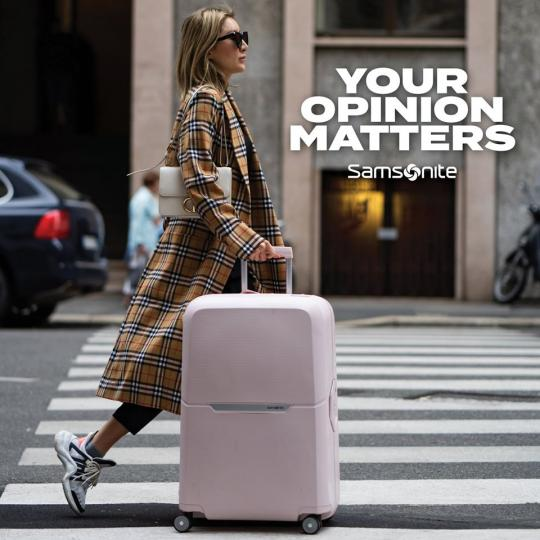 Samsonite - 20-50% Off